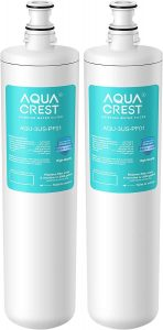 AQUA CREST 3US-PF01 Under Sink Water Filter