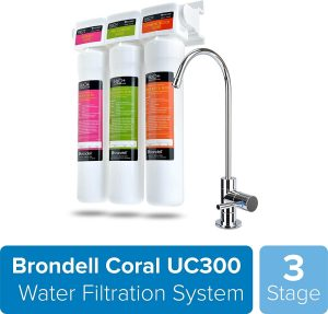 Brondell Undercounter Water Filtration System