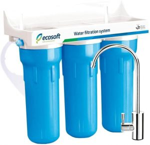 Ecosoft Under Sink Water Purifier Filtration System