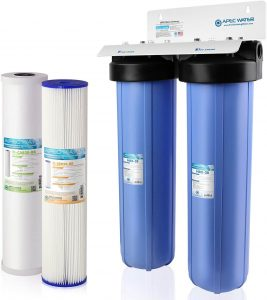 APEC 2-Stage Whole House Water Filter System