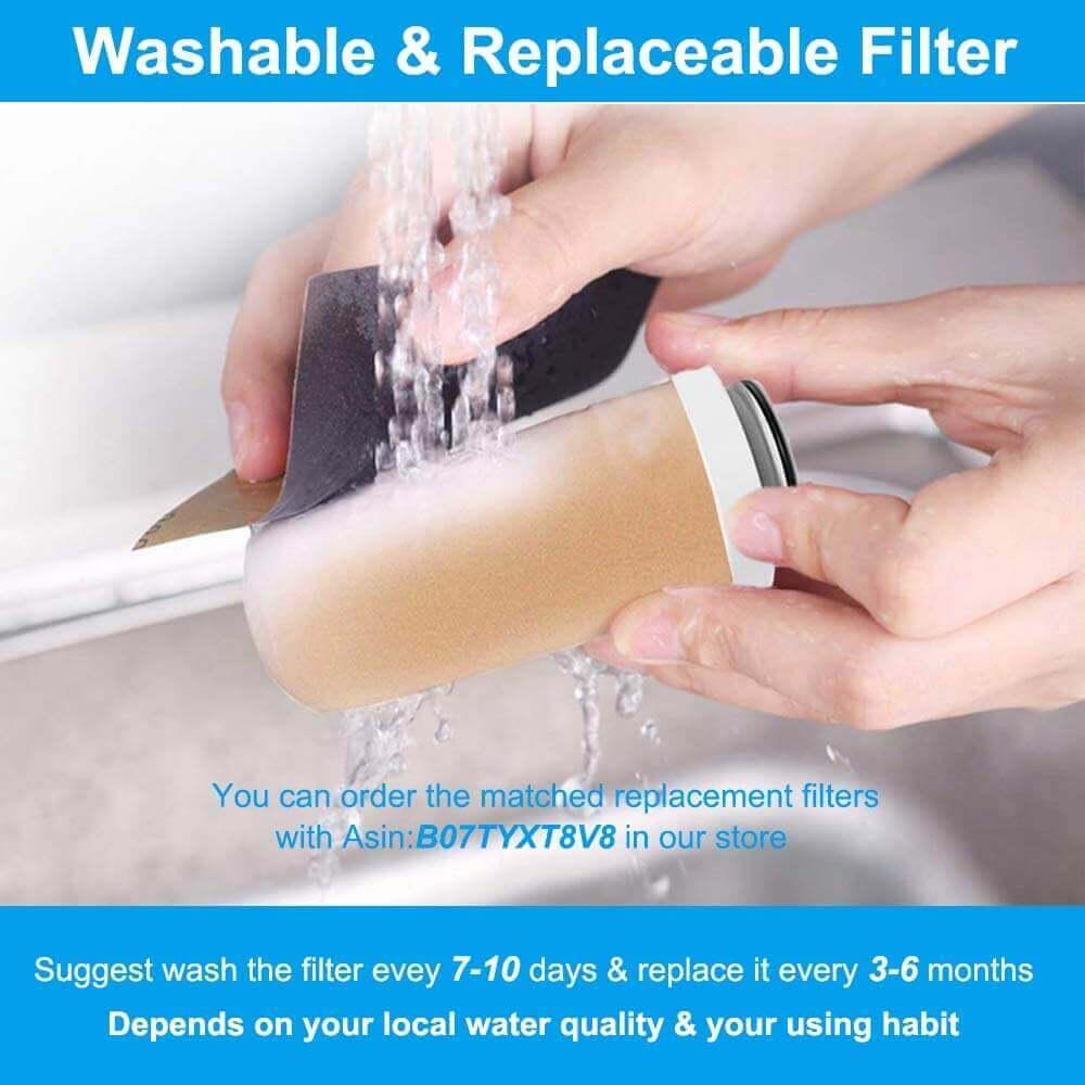 LELEKEY Water Filter