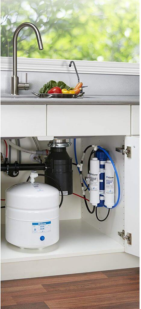 TMAFC Undersink Water Filter