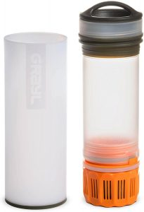 GRAYL Ultralight Water Purifier Bottle Review 1