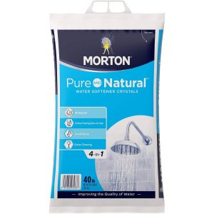 Morton Morton-40E Solar Salt Water Softening